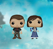 Booker and Elizabeth POP Figure Set