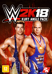 WWE 2K18 KURT ANGLE PACK