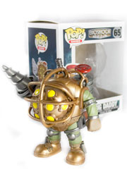 BioShock: Big Daddy - POP! Figure 65