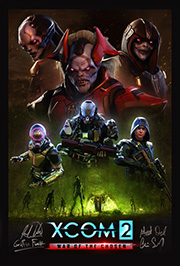 XCOM 2: War of the Chosen - The Elder's Call Limited Framed Print