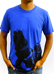 Battleborn - Blue Montana T-Shirt