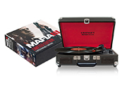 Mafia III Limited Edition Portable Turntable