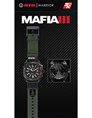 Mafia III MTM Warrior Watch