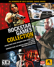 Rockstar Games Collection Edition 1