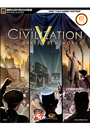 Civilization V: Brave New World Official Digital Strategy Guide