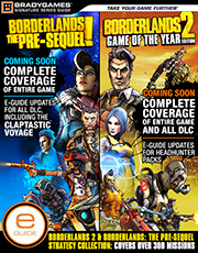 The Borderlands 2 & Pre-Sequel Strategy Collection