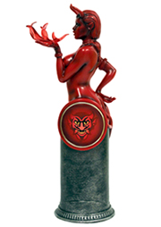 BioShock Infinite Devil's Kiss Vigor Bottle