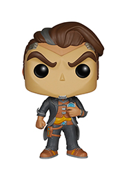 "POP Games: Borderlands – 3 ¼"" Handsome Jack Statue"