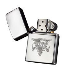 Grand Theft Auto V Zippo Lighter