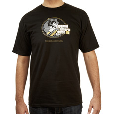 Grand Theft Auto III Ten Year Anniversary Carjack Tee