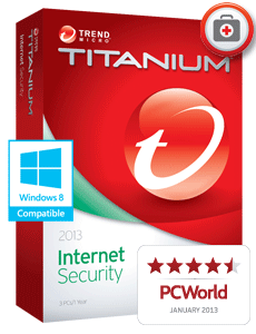Trend Micro Titanium Internet Security PLUS Premium Service Plan