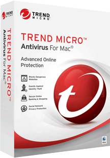 Trend Micro™ Antivirus for Mac®