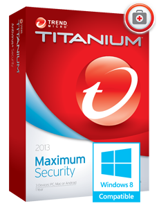 Trend Micro Titanium Maximum Security PLUS Premium Service Plan