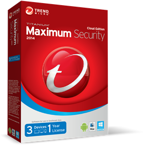 TITANIUM™ Maximum Security (3 Devices)