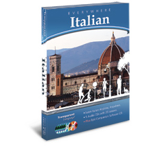 Everywhere Italian Audio Course
