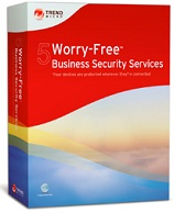 Trend Micro Worry-Free™ Business Security Services