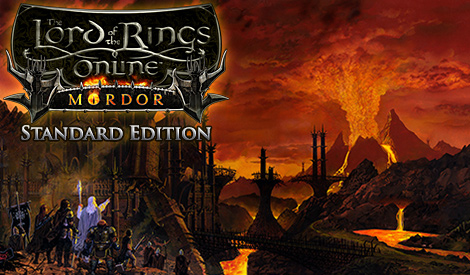 The Lord of the Rings Online: Mordor - Standard Edition