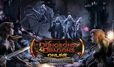 Dungeons & Dragons Online™: Menace of the Underdark™ Standard Edition - Digital Download