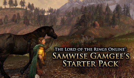 The Lord of the Rings Online™:  Samwise Gamgee's Starter Pack