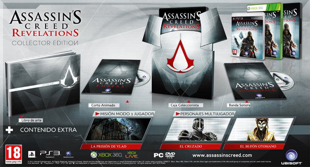 Assassin's Creed® Revelations - Collector Edition