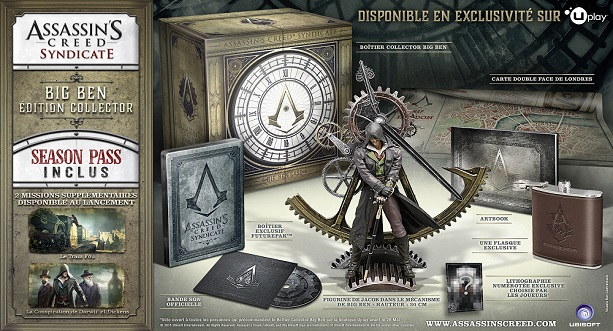 Assassin's Creed® Syndicate - Big Ben Collector's Case BGBN15_hero_FR