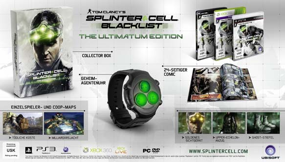 Tom Clancy's Splinter Cell Blacklist™ - Ultimatum Edition