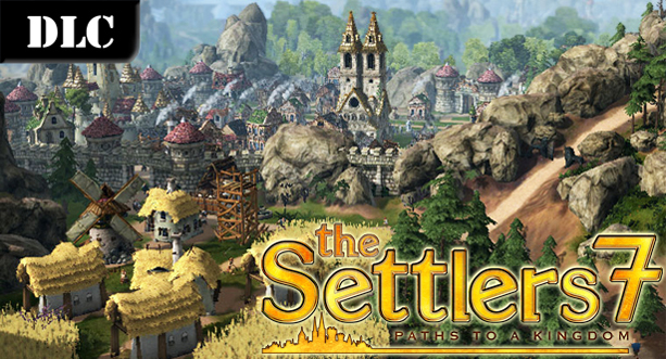 The Settlers 7: Paths to a Kingdom - DLC Pack 1