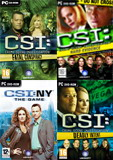 CSI: Crime Scene Investigation™ - Bundle