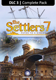 The Settlers 7: Paths to a Kingdom - DLC 3 - Compleet pack