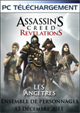 Assassin's Creed® Revelations Ensemble de personnages