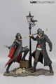 JACOB & EVIE FRYE Figurines: