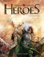 BD Might and Magic Heroes - Tome 1 : Sœurs de Sang