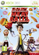 Screens Zimmer 5 angezeig: CLOUDY WITH A CHANCE OF MEATBALLS XBOX 360