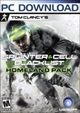 Tom Clancy's Splinter Cell Blacklist DLC #2 Homeland Pack