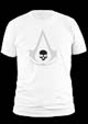 Assassin's Creed® IV - Wit Reveal T-shirt in beperkte oplage