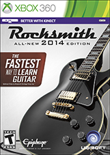 Rocksmith 2014 Edition with Cable