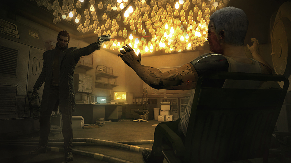 Deus Ex: Human Revolution обои для рабочего стола 1920x1200 deus, ex, h