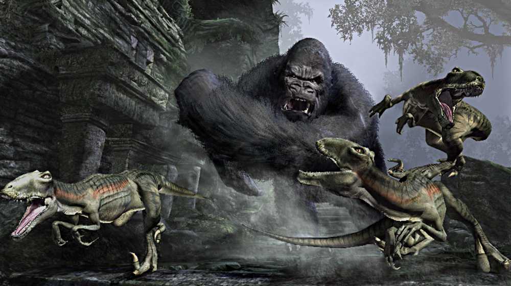 Free Download Game Peter Jackson's Kingkong Full Version