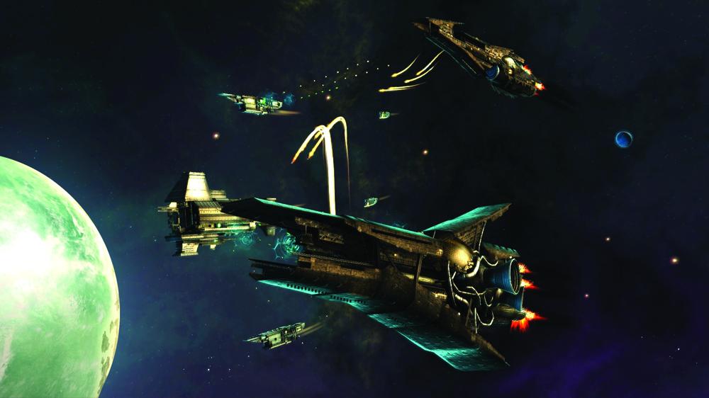 Endless Space: Disharmony - первое платное дополнение появится этим летом.