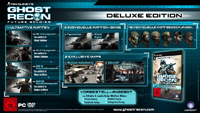 Tom Clancy's Ghost Recon Future Soldier - Deluxe Edition