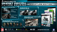 Tom Clancy's Ghost Recon Future Soldier - Signature Edition