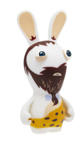 Caveman Artoyz - Raving Rabbids - Travel in Time