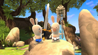 Raving Rabbids - Travel in Time Collector