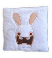 Rabbid Bwaah Cushion