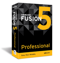 Upgrade to VMware Fusion 5 Professional