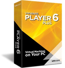 VMware Player 6 Plus