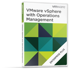 vSphere with Operations Management Enterprise Plus