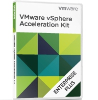 VMware vSphere Enterprise Plus Acceleration Kit for 6 processors