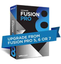 VMware Fusion 8 Pro for Academic Users
