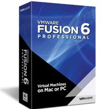Upgrade to VMware Fusion 6 Professional Academic